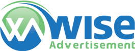 logo wiseadvertisement
